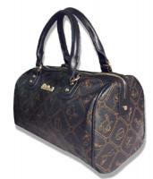 Neue Handtasche von Giulia Pierralli schwarz Handtasche Bag