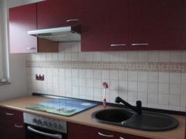 Foto 2 Neue Küchenzeile 270 cm Buche-rot inkl. E-Geräte Edelstahl Glaskeramik zu verkaufen