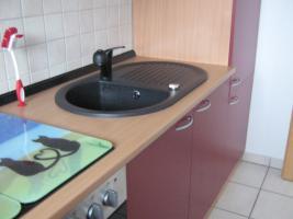 Foto 11 Neue Küchenzeile 270 cm Buche-rot inkl. E-Geräte Edelstahl Glaskeramik zu verkaufen