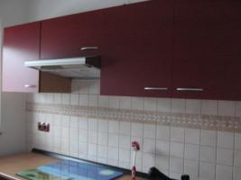 Foto 12 Neue Küchenzeile 270 cm Buche-rot inkl. E-Geräte Edelstahl Glaskeramik zu verkaufen
