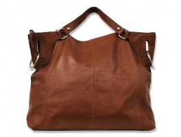 Neue Ledertasche Handtasche Tasche aus Nubukleder Ledertasche