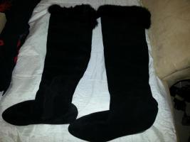 Neue Stiefel aus Leder