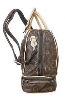 Foto 3 Neue Tasche Giulia Pieralli beige mit Doppelboden Shopper bag Shoppertasche praktische Tasche