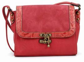 Neue Umhängetasche von David Jones Markentasche Schultertasche Damentasche Bag Handtasche Shopper