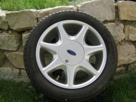 Neue ! Alufelgen Ford Escort