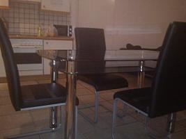 Foto 2 Neuer Esstisch inkl 4 Stühle