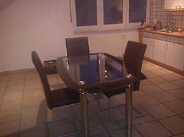 Foto 4 Neuer Esstisch inkl 4 Stühle