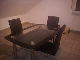 Foto 5 Neuer Esstisch inkl 4 Stühle