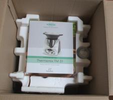 Foto 2 Neuer Vorwerk Thermomix TM 31 Originalverpackt!