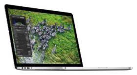 Neues Appe Macbook Pro Retina