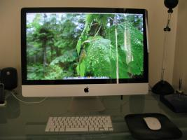 Neues Apple iMac intel i7, 27 Zoll, 2.93 GHz