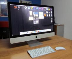 Neues Apple iMac intel i7, 27'', 2.93 GHz