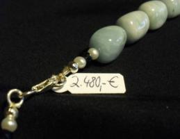 Foto 3 Neues Aquamarin Collier:
