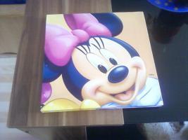 Foto 2 Neues Keihlrahmen und Bilderset von Winnie Pooh und Minnie Mouse