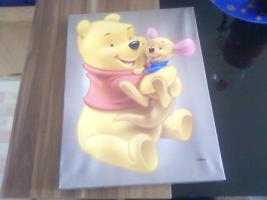 Foto 3 Neues Keihlrahmen und Bilderset von Winnie Pooh und Minnie Mouse