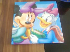 Foto 5 Neues Keihlrahmen und Bilderset von Winnie Pooh und Minnie Mouse