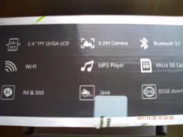 Foto 3 Neues und OVP Huawei G6608 Kamera Handy
