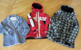 Neuwerteige Kleidung für die ganze Familie (Gr.M, /Kindergr. bis 170/ Herrengr. Gr.52)