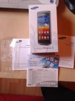 *Neuwertig* Samsung Wave 3 GT - S8600
