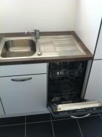 Foto 6 Neuwertige Asmo-Küche in L-Form