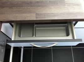 Foto 8 Neuwertige Asmo-Küche in L-Form