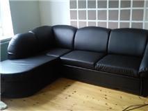 Neuwertige Couch zu verkaufen