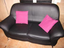 Foto 2 Neuwertige Couchgarnitur zu verkaufen