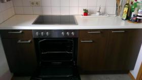 Neuwertige Küche (erweiterbar)
