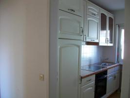 Neuwertige Küchenzeile im Landhausstill