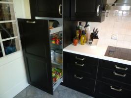 Foto 6 Neuwertige, grosse IKEA Einbaukueche 3,30m x 3,7m inkl. Edelstahl Geraete, 18 Monate alt