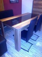 Foto 3 Neuwertige, moderne Essecken-Garnitur