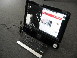 Foto 3 Neuwertiger 24'' All in One PC mit Touchscreen