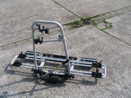 Foto 2 Neuwertiger, einmal gebrauchter Fahrradträger