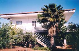 Neuwertiges Einfamilienhaus nahe der Stadt Kalamata / Griechenland