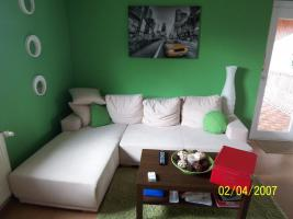 Neuwertiges Modernes Ecksofa (10 Monate alt) Preis: 500 EUR VB