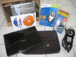Neuwertiges Netbook Samsung NC10-anyNet , schwarz,