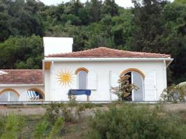 New built villa on the beach in Peloponnese/Greece