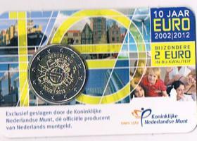 Niederlande 2 Euro Gedenkmünze '' 2012 '' ! !