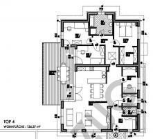 Foto 2 Niedrignergie Penthousewohnung Villach