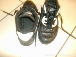 Foto 5 Nike Air Max schwarz Gr.38,5 wie neu Top Zustand