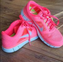 Nike Free Run 3 Hot Punch 5.0 40