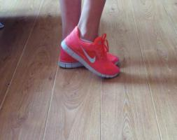Foto 3 Nike Free Run 3 Hot Punch 5.0 40
