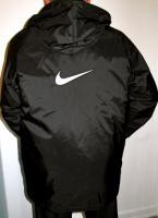 Nike-Jacke *original*, regulierbare Kapuze, Gr. 52/56