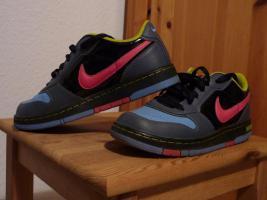 Nike Turnschuhe Sneaker bunt