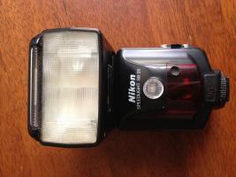 Foto 3 Nikon Blitz Speedlight SB28