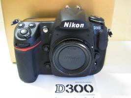 Nikon D300 g�nstig abzugeben