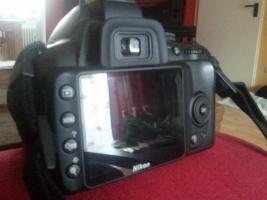 Foto 2 Nikon D3000