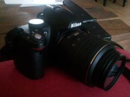 Foto 3 Nikon D3000