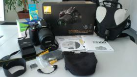 Nikon D5100 mit Nikon VR 18-55mm Objektiv