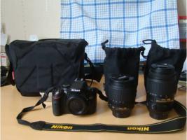 Foto 3 Nikon D5200 bis 4 Jahre Garantie